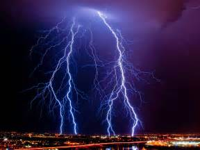 Lightning Strike Image Arizona Photo Lightning Wallpaper National Geographic