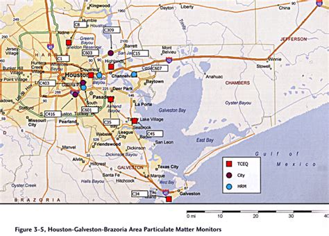 texas refineries map pinpointing the sources of refinery pollution 01 19 2009 houston media news for