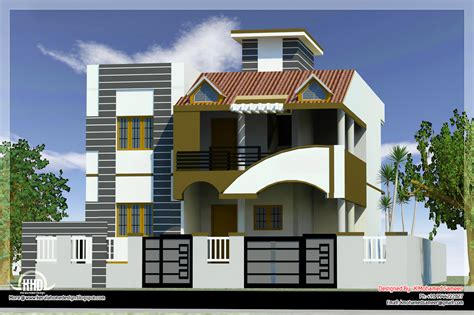 3 bedroom tamilnadu style house design kerala home