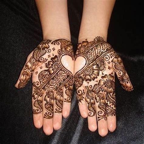 finger henna designs hearts loved heart mehndi designs for women