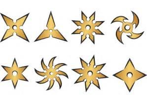 ninja throwing star vectors download free vector art