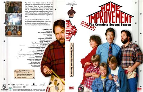 series home improvement season 2 1992 hd