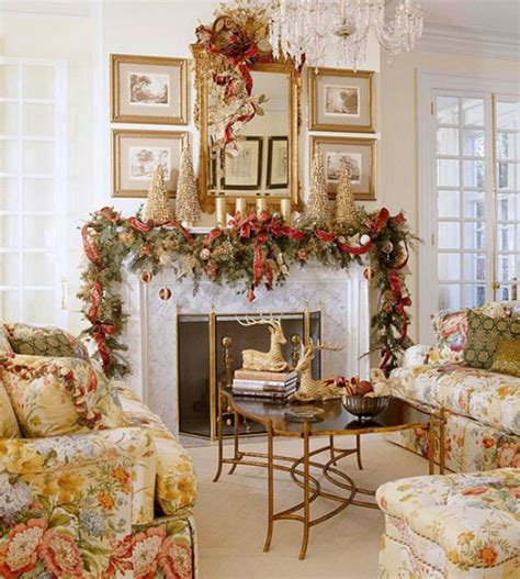 traditional home christmas decorating ideas 30 stunning ways to decorate your living room for