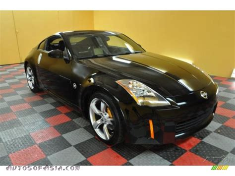 2005 nissan 350z black 2005 nissan 350z anniversary edition coupe in black