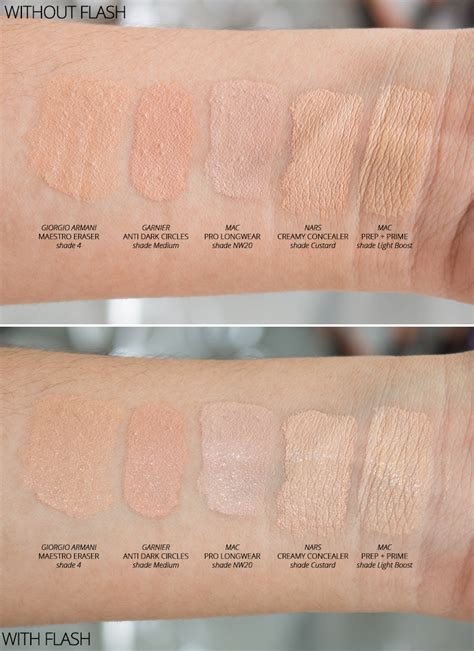 La High Definition Pro Bb Neutral my top 5 concealers 2015 swatches photos