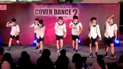 tutorial dance cover kpop 150614 di ce cover kpop i need u bts esplanade cover
