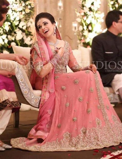 Latest Pakistani Bridal Dresses 2014 For Wedding