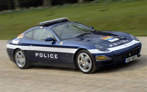 police ferrari enzo best of police cars