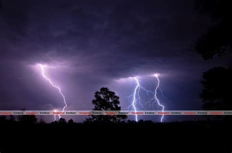 Lighting Storms Next Three Days Could See Stormy Weather Conditions In