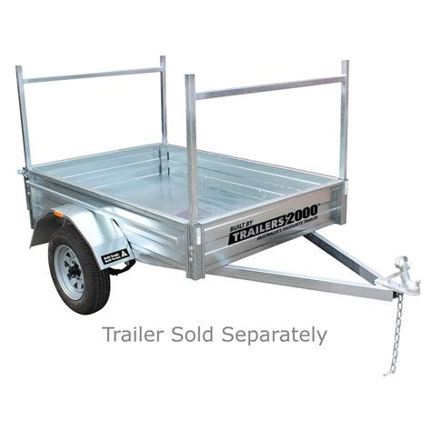 Trailer Racks by Trailers 2000 4ft Carry Rack 2 Pack Bunnings Warehouse