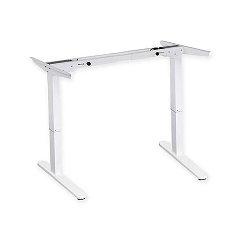 Buy Flexispot Electric Height Adjustable Standing Desk White A Frame Desk