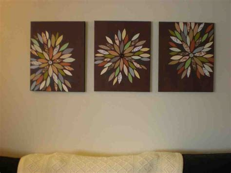 Handmade Artwork Ideas - diy wall decor decor ideasdecor ideas