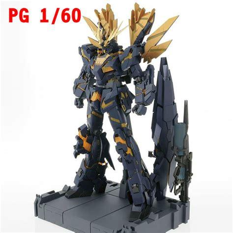 Pg Banshee By Parkz Toys Hobbies daban free shipping gundam pg 1 60 unicorn fighter 02