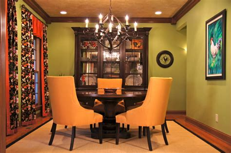 indian themed dining room indian hill arts crafts traditional dining room
