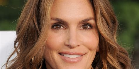commercial actress with mole on face the real reason cindy crawford kept her mole and other