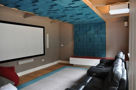 soundtect acoustic panels  home theater landscape