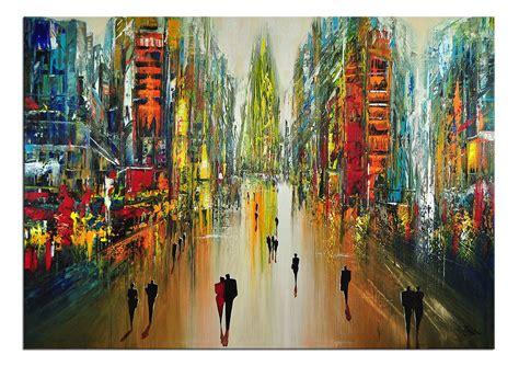 moderne kunstwerke moderne malerei k namazi quot metropolis calling ii quot e