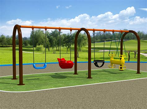types of swings different types of backyard amusement rides for sale