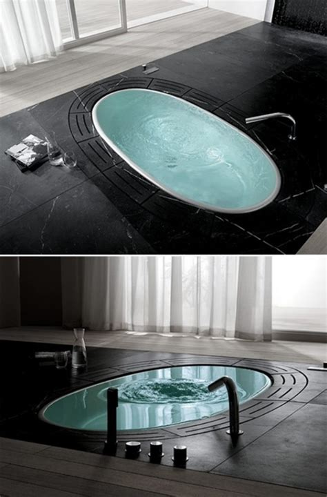 sunken bathtub 34 dreamy sunken bathtub designs to relax in digsdigs