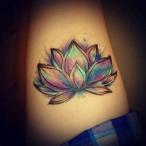 lotus tattoo zeichnung lotusblume tattoo die beliebteste florale t 228 towierung hat