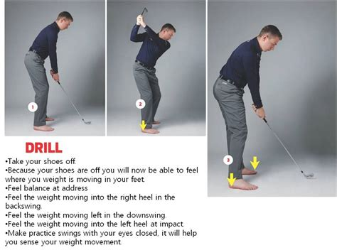 weight transfer golf swing drills improve your iron play swingstation