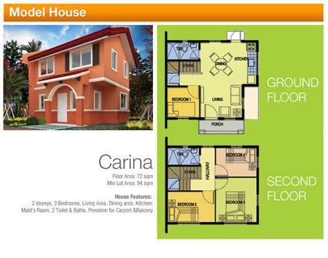 House Design Photos With Floor Plan camella series camella homes tarlac