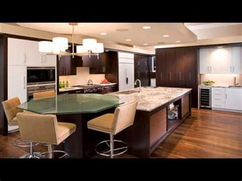 kitchen islands with tables attached kitchen island with table attached youtube