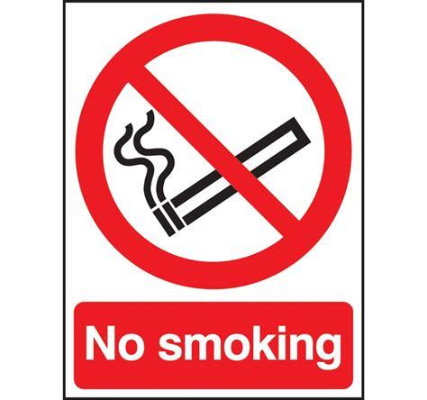 no smoking sign bunnings no smoking sign