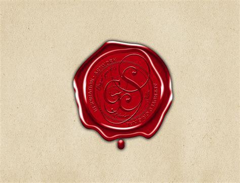 Antique Wax Seal ~ Graphics ~ Creative Market