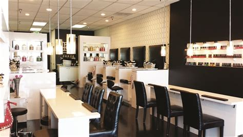 top shop nail bar glo puts a twist on traditional nail treatments business