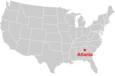 atlanta on the map satellite images of united states cities landsat