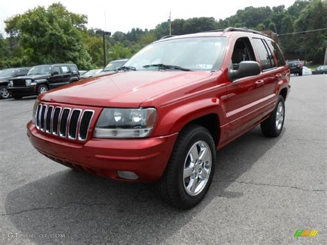 2003 Jeep Grand 4x4 2003 Jeep Grand Limited 4x4 Exterior Photos