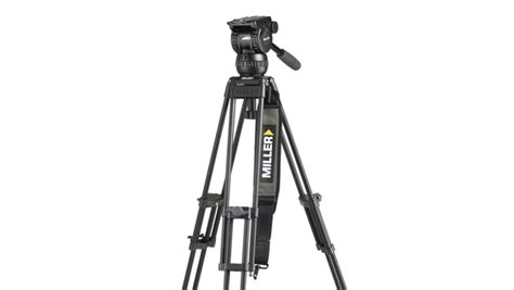 Tripod Miller stabilizers central cameras