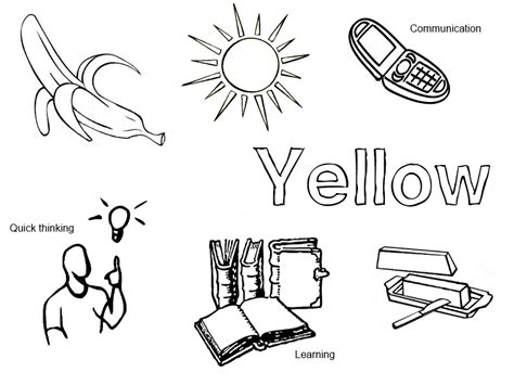 coloring pages yellow things pagan colors coloring sheets little pagan acorns