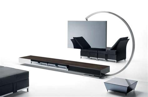 moderne tv möbel design schlafzimmer fernseher