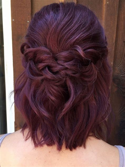 wedding hairstyles short hair half up half down 10 glamorous half up half down wedding hairstyles from
