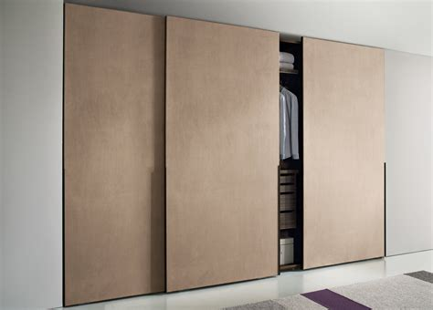 Wardrobe In by Hopus Upholstered Sliding Door Wardrobe