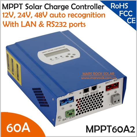 Mppt Solar Charged Controller Scc Makeskyblue 60a 12v 24v 36v 48v aliexpress buy 60a 12v 24v 48v automatic recognition mppt solar charge controllers with