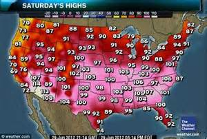 Keep Cool Heat Wave Sweeps The U S by Us Weather Storms Leave 7 Dead As Digit Heat Wave