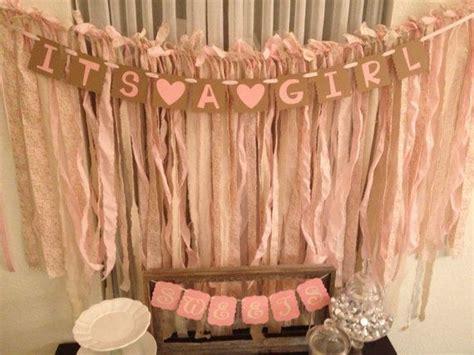 fabric garland photo backdrop shabby chic decor barn wedding garland outdoor decor baby shower