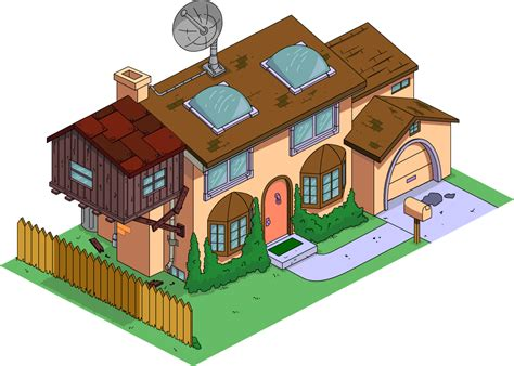 Decorating Homes For Christmas by Future Simpson S House The Simpsons Tapped Out Wiki Fandom Powered By Wikia