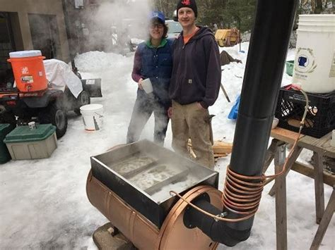 backyard maple syrup evaporator best 574 homesteading and livestock images on pinterest