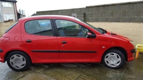 small peugeot cars for sale 2003 peugeot 206 for sale for sale in limerick city