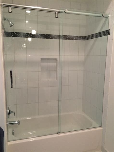 Shower Doors Unlimited with Shower Doors Unlimited Hydroslide On Tub