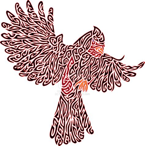 tribal cardinal tattoo cardinal tribal www pixshark images