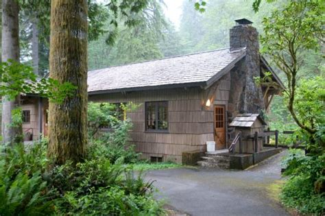 Silver Falls Cabins Conference Center by Flowers Picture Of Silver Falls State Park Sublimity