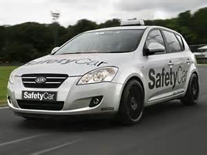 kia cee d safety car 2007