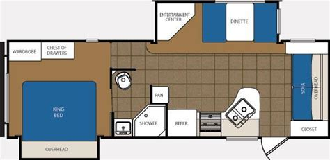 avenger travel trailer floor plans 2013 prime time avenger 26bds travel trailer lexington ky