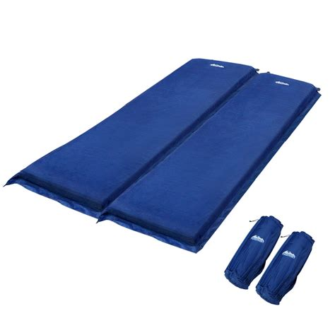 Self Inflating Air Mattress by Self Inflating Sleeping Mats 10cm Up Mattress