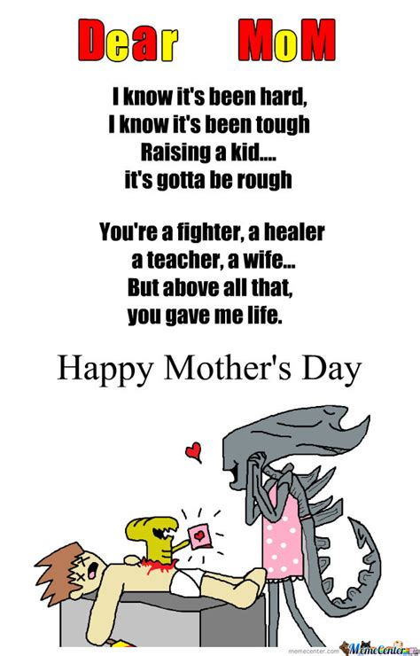 Happy Mothers Day Funny Meme - happy mother s day memecenter by ryu amio meme center